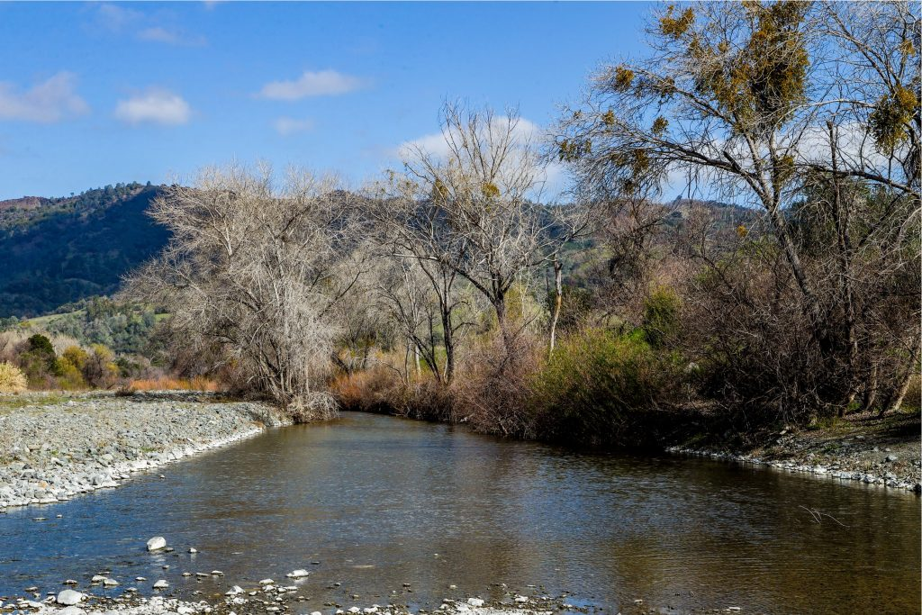 Sulphur Creek on Bellavista Ranch