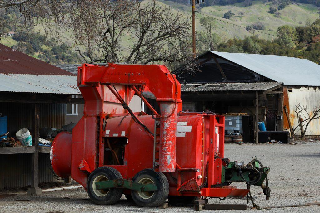 Bellavista Ranch duster