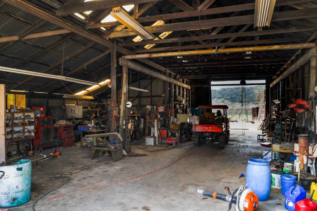 Bellavista Ranch Shop