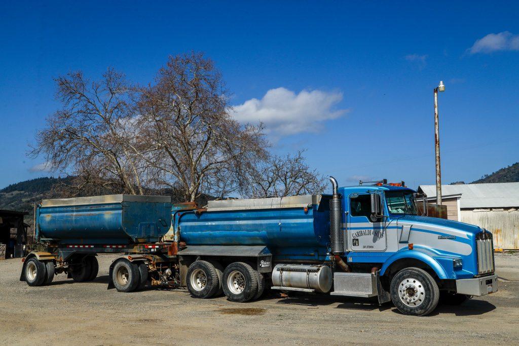 Bellavista Ranch Truck and Trailer